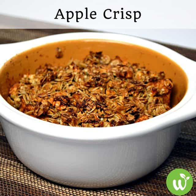 crisp i i low sugar apple crisp for two homemade apple crisp fresh ...