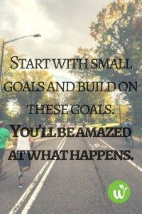 BL Start with small goals