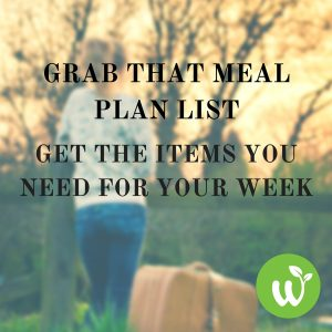 IN GRAB THAT MEAL PLAN LIST