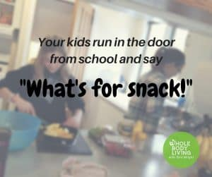 after school snack ideas whats for snack