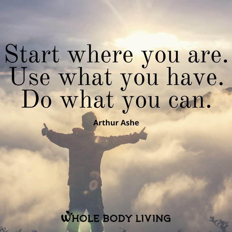 Inspirational Day Quotes: Whole Body Living Tara's Keto Kitchen