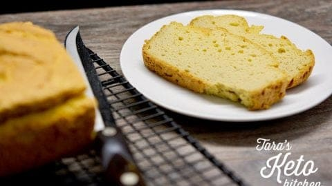 keto coconut bread with yeast