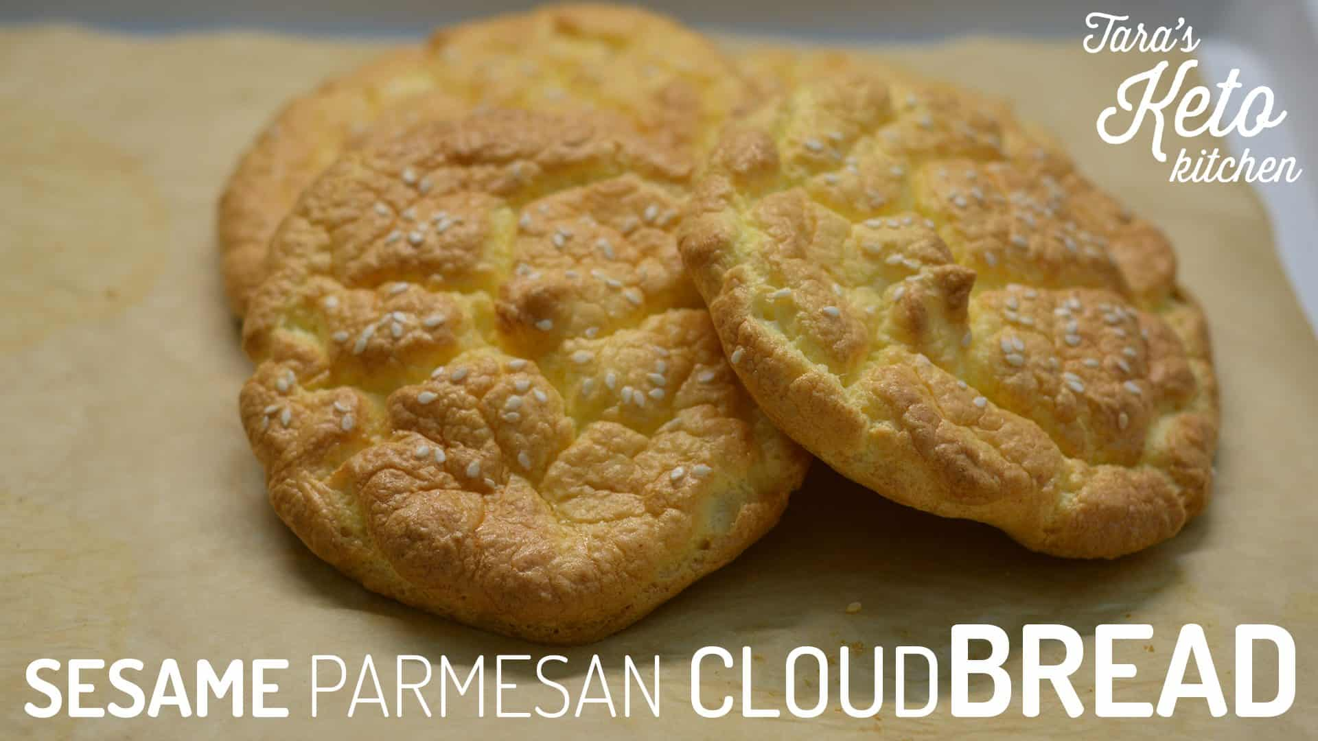 keto cloud bread