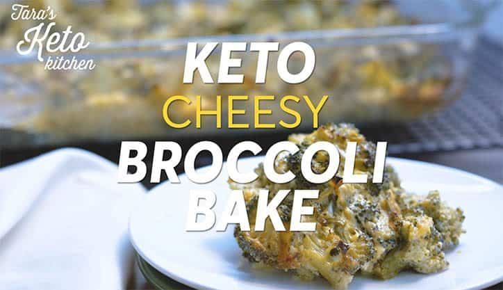 Keto Cheesy Broccoli Casserole A Keto Dinner Recipe