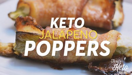 keto jalapeno poppers a low carb appetizer