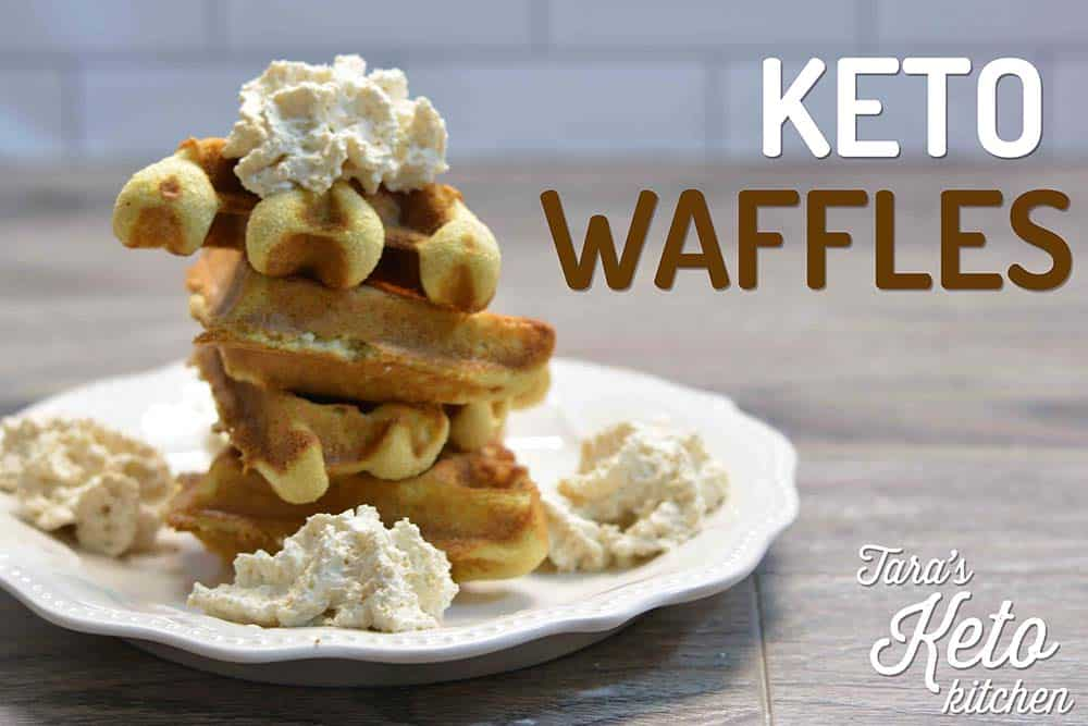 perfect keto waffles Easy Keto Breakfast Recipe