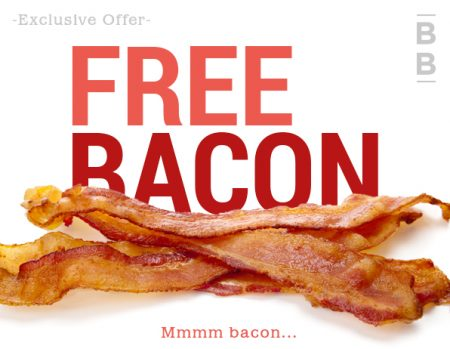 Free Bacon Exclusive Offer from Butcherbox