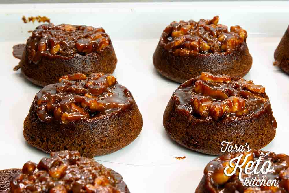 low carb caramel sticky buns a keto breakfast recipe