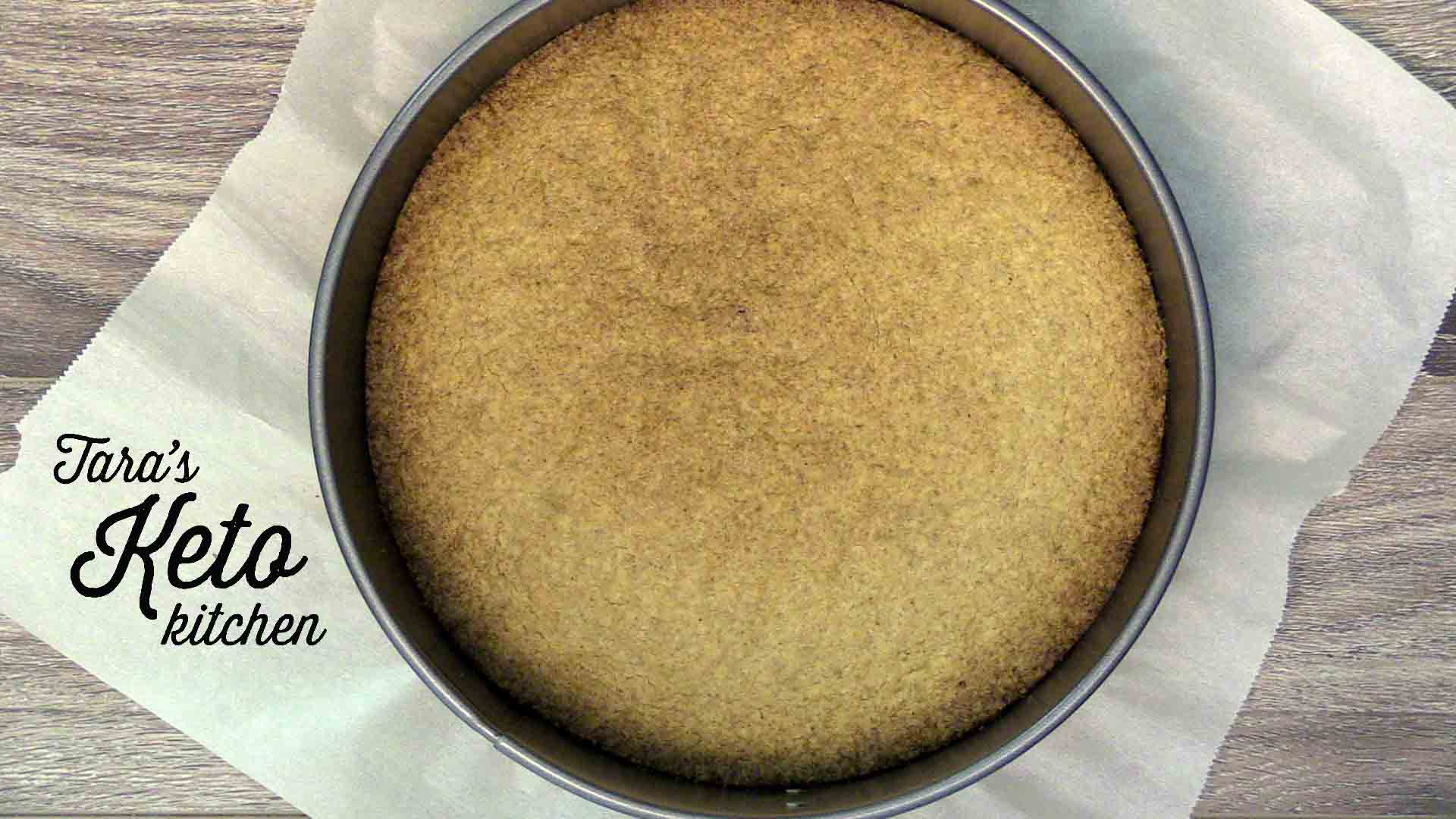 keto cheesecake crust