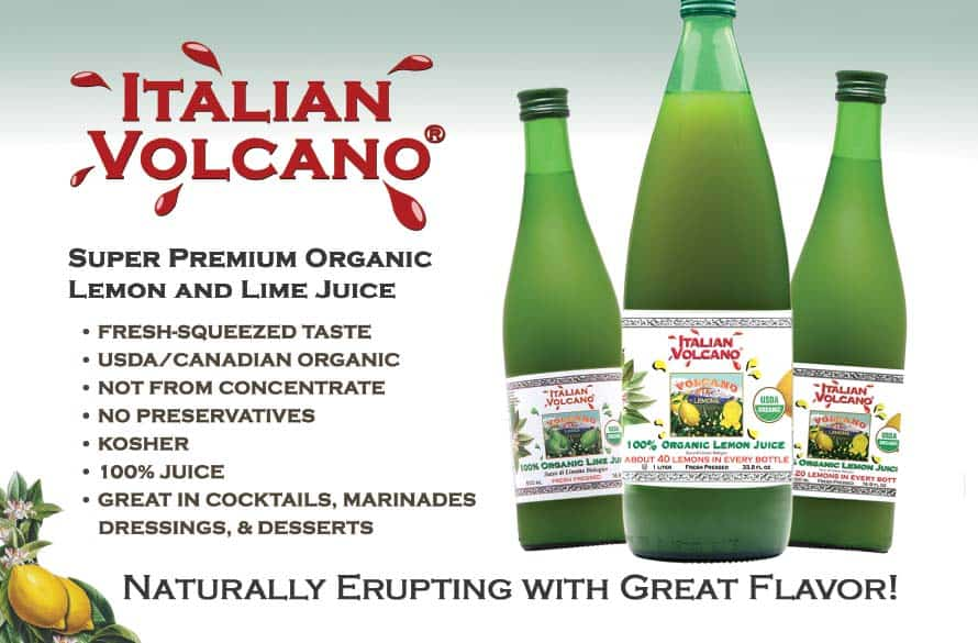 italian volcano lemon juice diy electrolyte drink ingredient