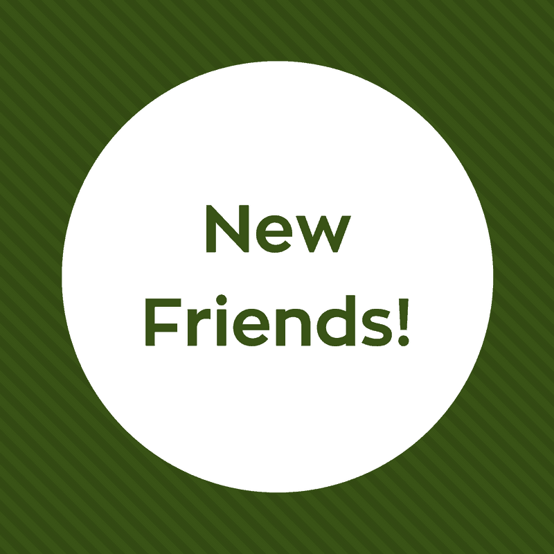 share smart coffee and make new friends