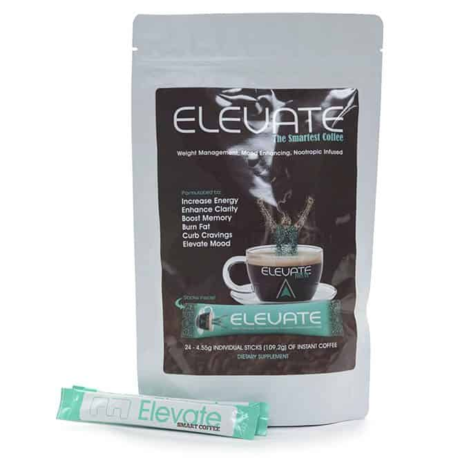 Elevate Smart Coffee Individual Serving Size