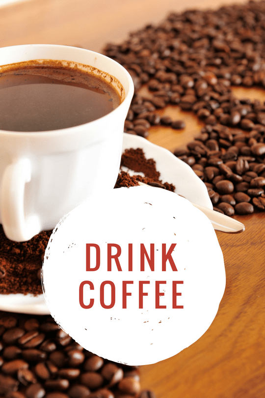 boost your metabolism with coffee to speed up weight loss
