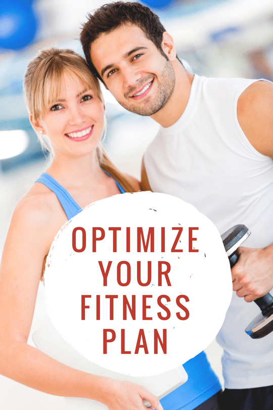 optimize your fitness plan to lose weight fast