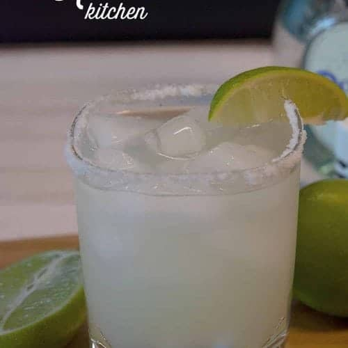Low Carb Margarita 4