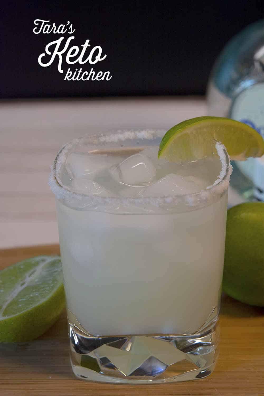 Low Carb Margarita 4