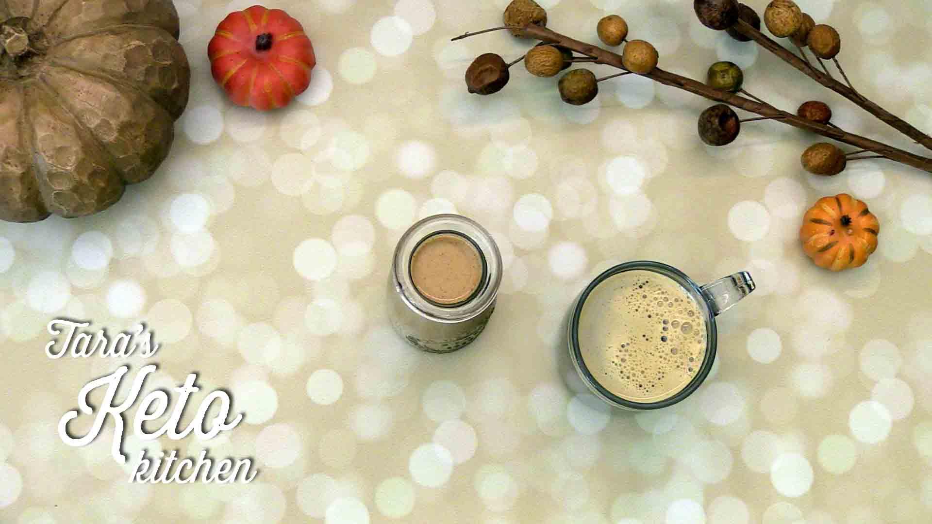 Dairy Free Pumpkin Spice Coffee Creamer 4