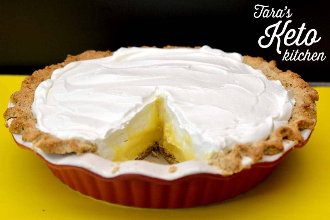 Keto Lemon Pie2